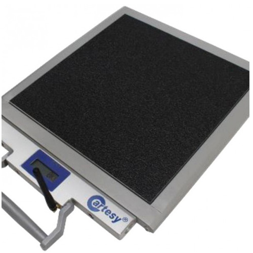 Cartesy - Mobile Wheel Load Scales - BFX-50-LCD-F